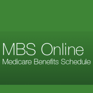 Medicare Benefits Schedule Online